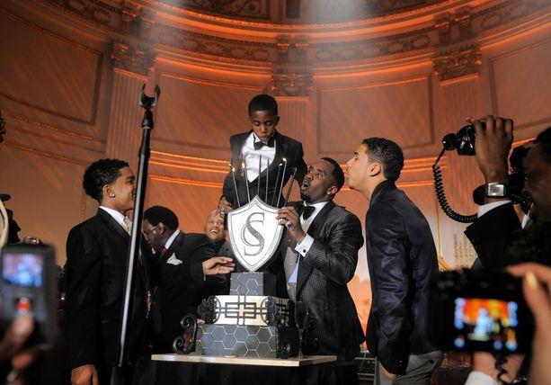 "Ciroc Vodka Presents Sean ""Diddy"" Combs' Birthday Celebration"