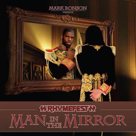 Man in the mirror cover