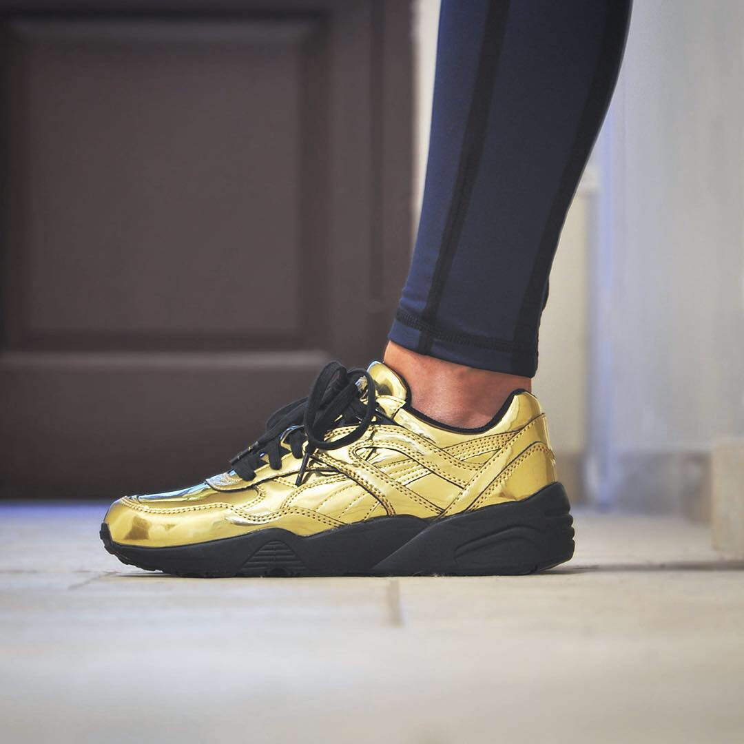 puma r698 vashtie gold